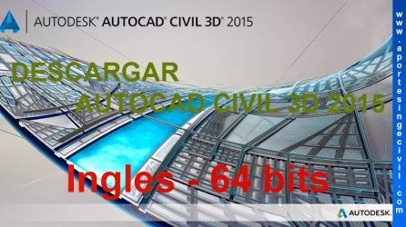 Autocad 64 bits civil software 3d 2015 keygen Keygen Civil